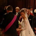 Prince Laurent of Belgium and Claire of Belgium