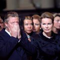 Prince Philippe and Princess Mathilde of Belgium