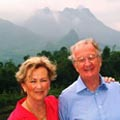 King and Queen of the Belgians